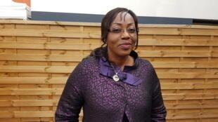 Dr Yobouet Charlotte Amatcha-Lepry, conseillère technique du ministre des Ressources Animales et Halieutiques, commissaire générale adjointe du SARA 2017.