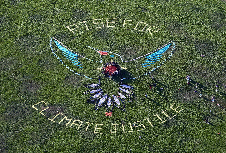 舊金山舉行大規模全球氣候行動峰會