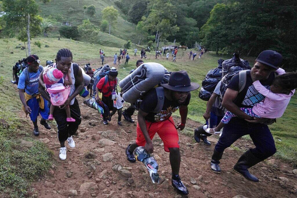 Haiti Panama Colombia september 2021