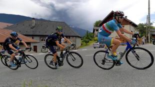 A respectivement 31 et 36 ans, Vincenzo Nibali et Alejandro Valverde sont les deux grands favoris du Tour d'Italie 2016.