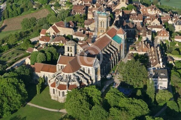 法國韋茲萊大教堂 Basilique de Vézelay