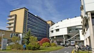 L'entrée du centre hospitalier intercommunal André Grégoire à Montreuil (image d'illustration).