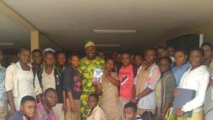 Le Club RFI Parakou (Bénin).