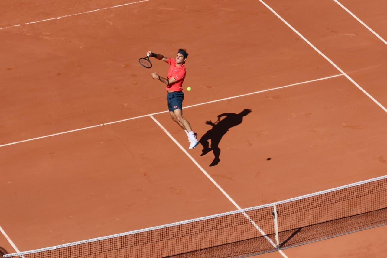 Roger Federer won the French Open in 2009.