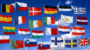 L'espace Schengen.