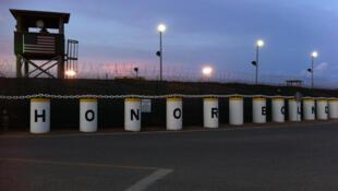 Le camp Delta à Guantanamo