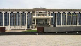 Libreville-palais-senat gabon