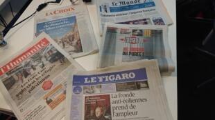 Diários franceses 07.08.2018