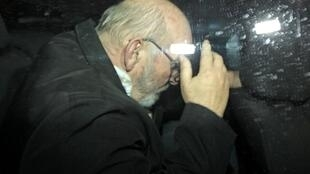 Jean-Claude Mas, seen here at the end of January, was jailed on Tuesday