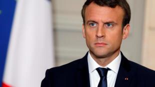 Cette position d'Emmanuel Macron officialise et renforce un virage pris après les attentats de novembre 2015 à Paris.