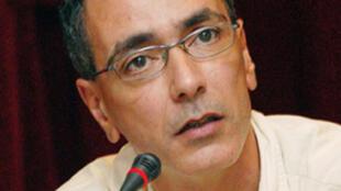 Ali Bouabid, membre dissident du bureau politique de l'USFP (Union socialiste des forces populaires).