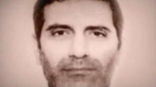 اسدالله اسدی دیپلمات ایرانی که به جرم تروریسم به بیست سال زندان در بلژیک محکوم شده است.