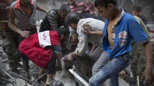 Mashambulizi yameendelea kuripotiwa jijini Aleppo ambapo watu wanatajwa kupoteza maisha.