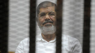 Tsohon shugaban kasar Masar Mohamed Morsi