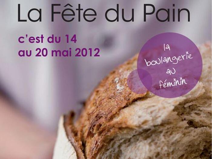 'La Fiesta del Pan' fue celebrada en Francia del 14 al 20 de mayo de 2012.