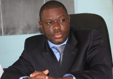 Hassan Sylla Bakari, ministre tchadien de la Communication et de l'information