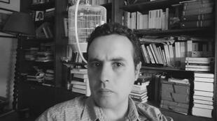 El poeta Jesús Montiel López