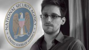 យុវជន Edward Snowden អតីតបុគ្គលិកទីភ្នាក់ងារសន្តិសុខជាតិអាមេរិក។