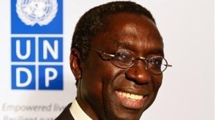 Abdoulaye Mar Dieye, directeur du bureau régional pour l'Afrique du Pnud.