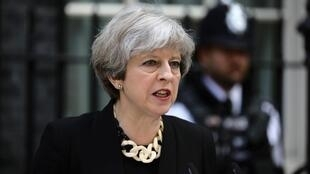 Fira Ministar Birtaniya Theresa May.