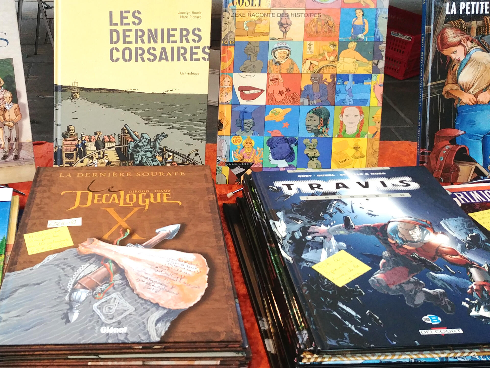 Tại Pháp, 8 triệu rưỡi độc giả chi khoảng 47 euros để mua từ ba hay bốn cuốn truyện mỗi năm