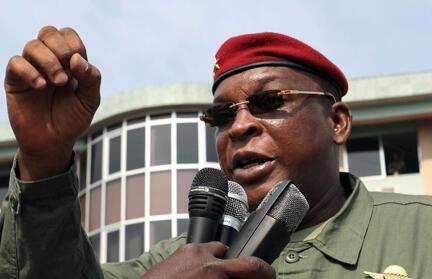 Le général Sékouba Konaté, chargé par l'Union africaine de rendre opérationnelle la Force africaine en attente.