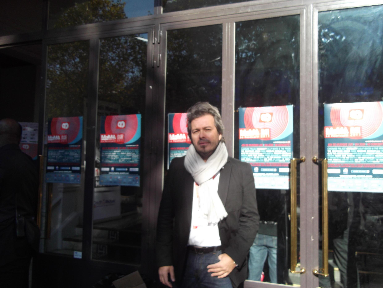 Fernando Ladeiro-Marques, Director do Festival Mama, em Paris