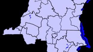 La province du Haut-Uelé, au nord-est du pays, doit son nom à la rivière Uelé qui la tarverse.