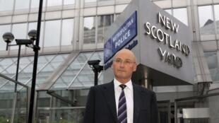 Scotland Yard chief Sir Paul Stephenson