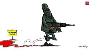 Burkina terrorism