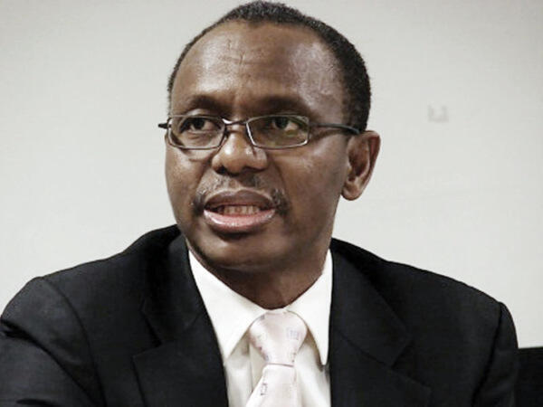 Malam Nasir El Rufa'i Tsohon ministan Abuja a Najeriya