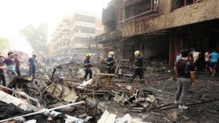 Atentado do Estado Islâmico com carro-bomba mata 75 no Iraque