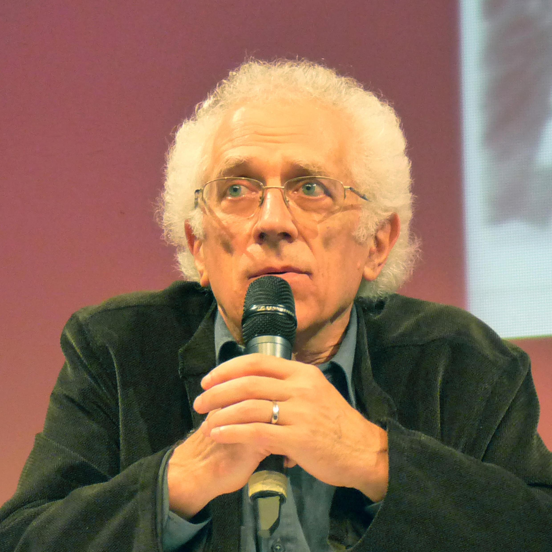 托多霍夫生前在法国斯特拉斯堡做讲座的近照
