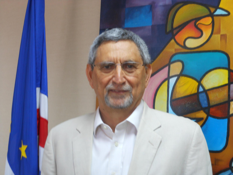 Jorge Carlos Fonseca, chefe de Estado de Cabo Verde
