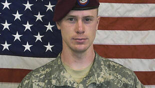 Le sergent Bowe Bergdhal a été libéré par les talibans afghans après avoir été leur otage pendant cinq ans.