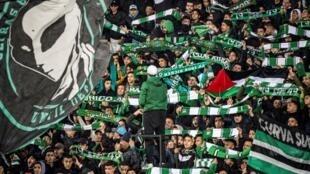 Les supporters du Raja Casablanca ne pourront pas se rendre au stade pour la reprise du championnat.