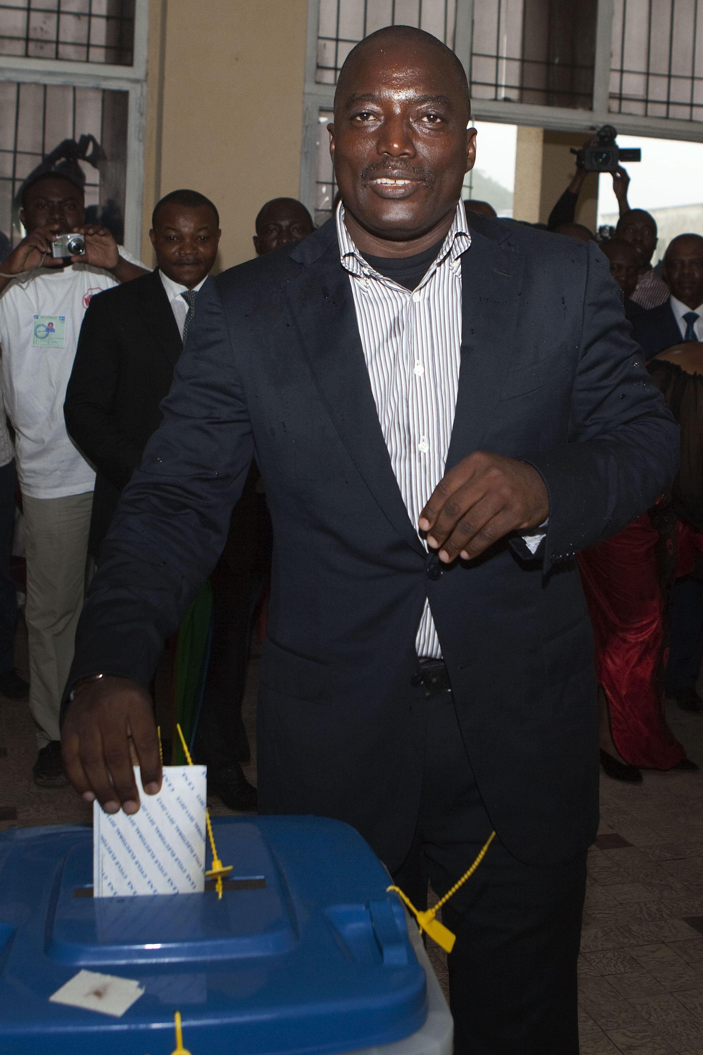 Il y a deux mois, sur RFI, Faustin Munéné avait appelé à renverser le président Kabila par les armes.