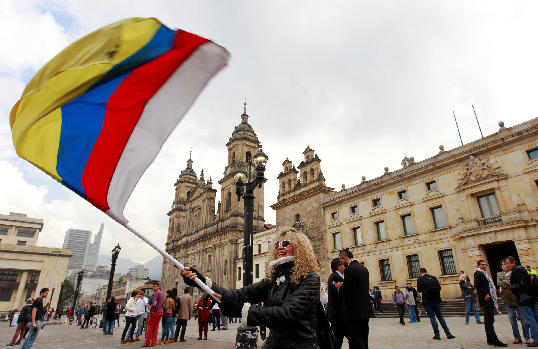 Acordo de paz entre governo e guerrilha das FARC ratificado pelo Congresso colombiano este 30 de novembro de 2016