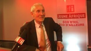 Jean-Louis Guigou, grand invité de l'économie RFI/Jeune Afrique.