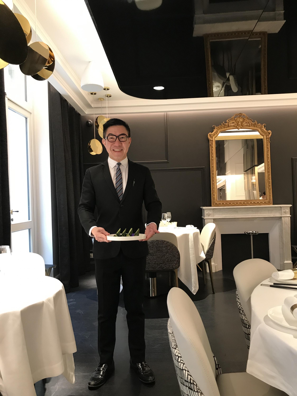 巴黎的餐館禦寶軒負責人方發