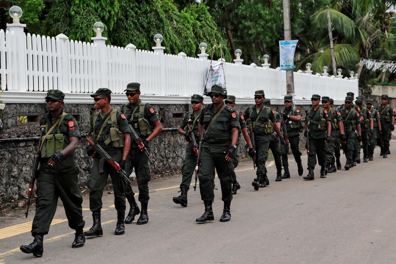 斯里兰卡警方高度防范恐怖事件再起