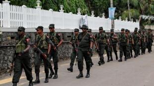斯里蘭卡警方高度防範恐怖事件再起