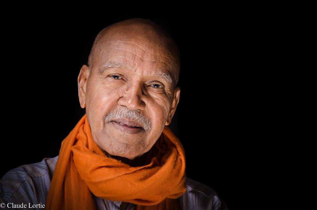 Nuruddin Farah, 75 ans, un géant de la littérature africaine.