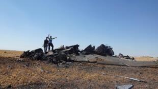 Quân nổi dậy đã bắn phá dữ dội các vị trí của quân đội chính quyền Damas - REUTERS /Alaa Al-Faqir