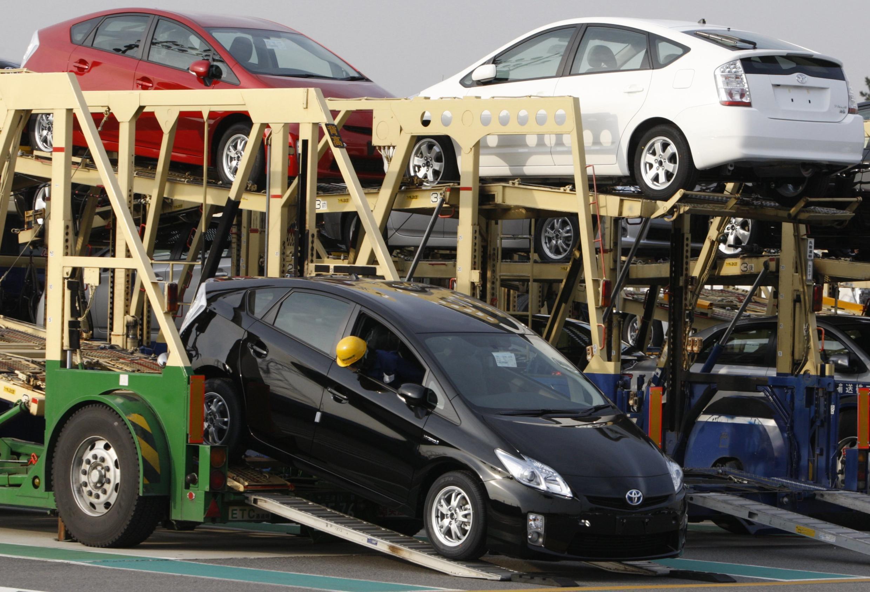 Prius in massive worldwide recall