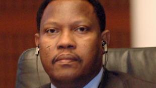 Le président de l'Assemblée nationale du Niger, Hama Amadou.
