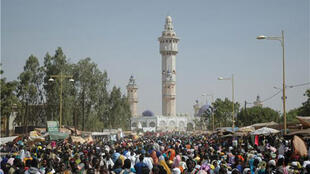 Pour le Magal, des mourides venus de tout le Sénégal et de l'étranger convergent vers Touba.