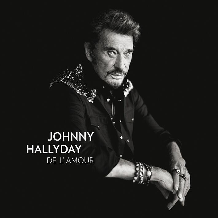 """Альбом Джонни Халлидея """"De l'amour"""" (2015)"""