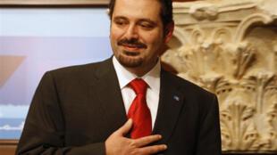 Saad Hariri forme un gouvernement d'union nationale, après des mois d'impasse.