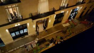 Em Paris, roubo no hotel Ritz